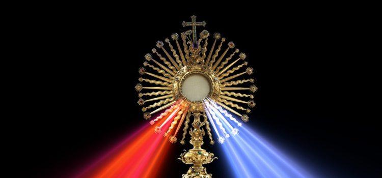 Czym jest Adoracja Najświętszego Sakramentu? – bezale.pl