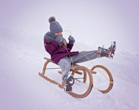 zima ubiór śnieg odmrożenia